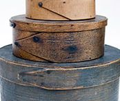 Shaker / Bentwood boxes