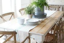 Inspiration - matplats / Inspiration till kökets mittpunkt.