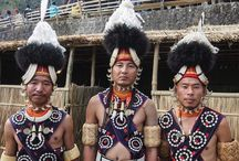 Nagaland / Nagaland is one of the least explored regions of India. It's rustic and raw -  few places left on the planet match this region of India. In fact, nowhere in the world will you experience anything like this. At the Hornbill Festival in India's remote North East, sixteen local tribes converge to showcase their culture and traditions. The colours, the sounds, the music and dance, the region's natural beauty and the food will blow your mind.