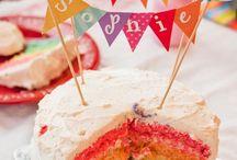 Birthday And party / by Pamela N Patrick Foshee
