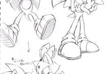 Blaze y/o Sonic
