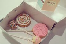 sweets!!! / handmade sweets by Mouselin
