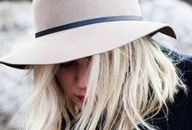 | IT'S ALL IN ( OR ON ) YOUR HAT | / hats hats i loveeee hats