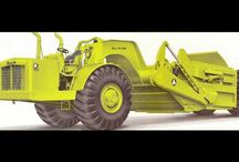 2013 Classic Machines clips / Clips made from pictures published in Contractor magazine.