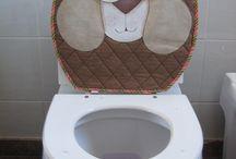 porta vaso sanitário