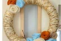 Wreath / by Erica Tocknell