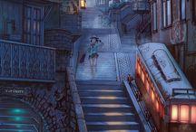 Discworld - Ankh Morpork Creative Reference 1