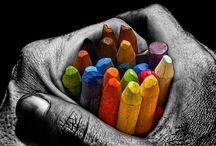 Couleurs / La couleur, c'est la vie