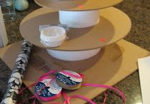 Cake boards and stands