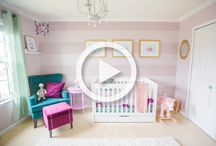 Nursery Rooms, Play Rooms, Child Rooms