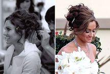 Hair Styles / by Kat Bernier