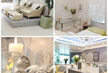 Decor & Interiors / Relaxing and beautiful interiors and decor