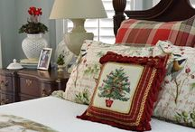 Bedrooms and bedrooms decorated. For holidays