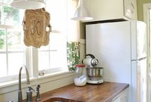 Kitchen & Dining / All things kitchen! / by Brittney Blackshear