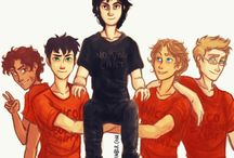 Percy Jackson/Magnus Chase