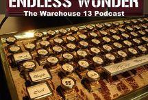 Endless Wonder: The Warehouse 13 Podcast