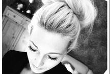 Hair hair hair / by Krystin Spolar