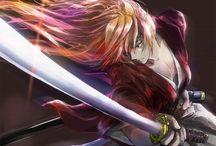 Kenshin / by Kat Franklin