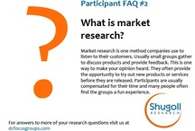 Participant FAQs / Learn all you need to know about participating in paid market research!