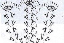 Zvonky háčkované