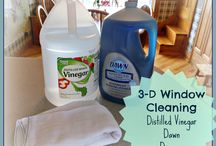 Home cleaning ideas / by Georgina Andrade
