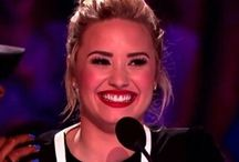Demi Lovato / God put Demetria in my life for a reason and I'm so thankful, I'll always support her career & happiness.