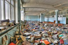 Abandoned Libraries
