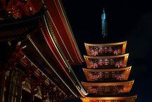 Plaatsen in Japan / Mogelijke dingen te doen in Japan