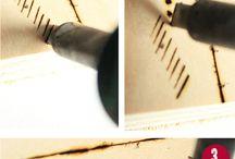 Dremel and Woodburning / by Henry Meneses
