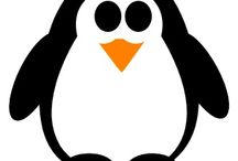 papirklip pingvin