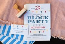 Block Party / by Kari Blocher