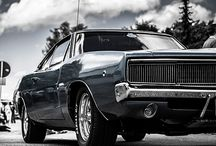 Dodge Charger 68/69