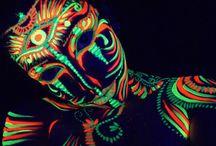 UV Body/Face Art