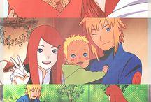 The Family Of Naruto Uzumaki