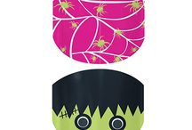 Jamberry nails  / Cool Nail Sheilds  / by Cheryl Saigeon