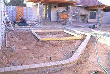 Brick Patio Ideas and Process