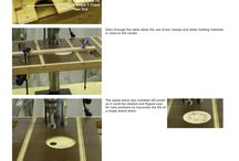 Drill Press Tables