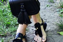 Festival Look / http://highheelpoodl.blogspot.rs/2016/08/festval-look-black-long-top.html