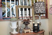House: Display Ideas / what to do with the wall space... / by Alicia Wimberley
