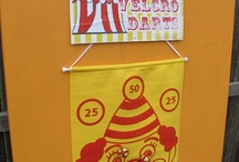 Carnival~Circus / Carnival & Circus theme party ideas / by Jamie Austin