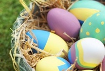 Eggciting Holiday Ideas / Fun ideas for using eggs to celebrate Easter, Halloween, and other major holidays