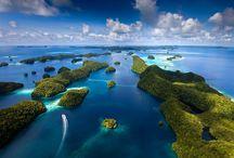 Cestování / Krásná místa, která chci navštívit