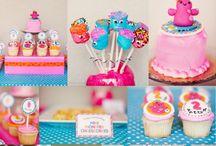 Aurora's party