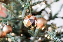 X - M A S / December merriment.