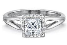 I Do / Make her an offer she can't refuse with one of David's Ltd. Jewelers dazzling engagement rings.