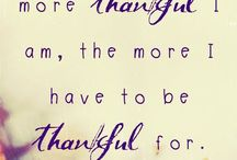 Thankful for.... Agradecido por....