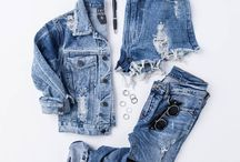 Denim / Never underestimate the importance of a well-fit jeans!