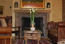 House - Fireplace / by Tammie Swanson
