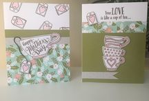 Close To My Heart - cards by Jennie / Cards created by Jennie Hunt from the close to my heart range
