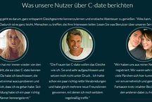 """single seiten / casual dates ... """"Alles kann, nichts muss"""" lautet die Devise."""